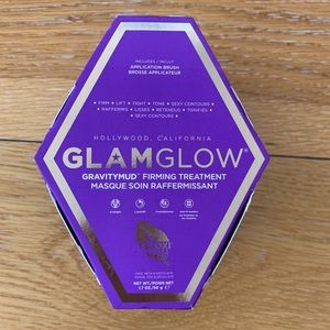 GLAMGLOW Makeup - NWT Glamglow gravitymud mask